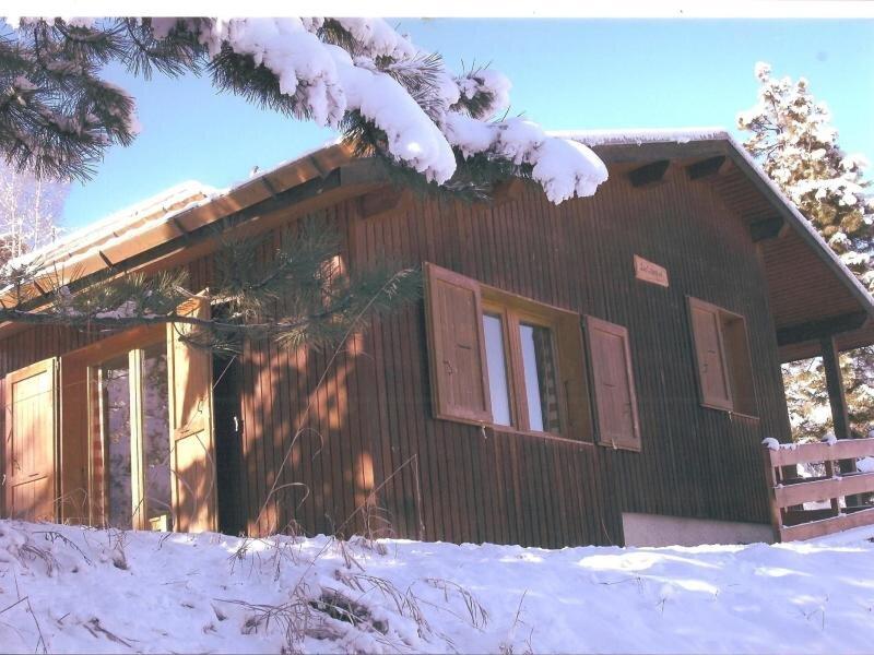 Joli chalet à Montchavin, holiday rental in Montchavin