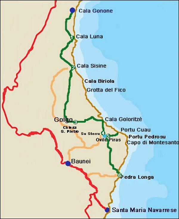 Mare, spiaggia, cale,Snorkeling, Kayak, Vela, Arrampicata, Bike, Mountain Bike, Running, Trekking