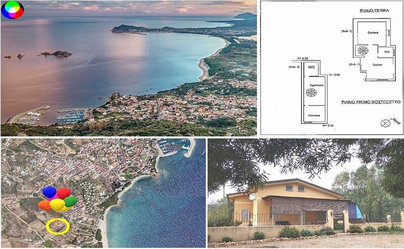 Casa Vacanze Relax, Green - BaseCamp Ogliastra, holiday rental in Baunei