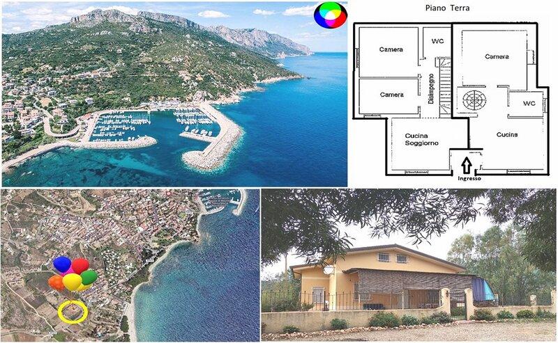 Casa Vacanze Relax, UNI/BIF - BaseCamp Ogliastra, holiday rental in Baunei