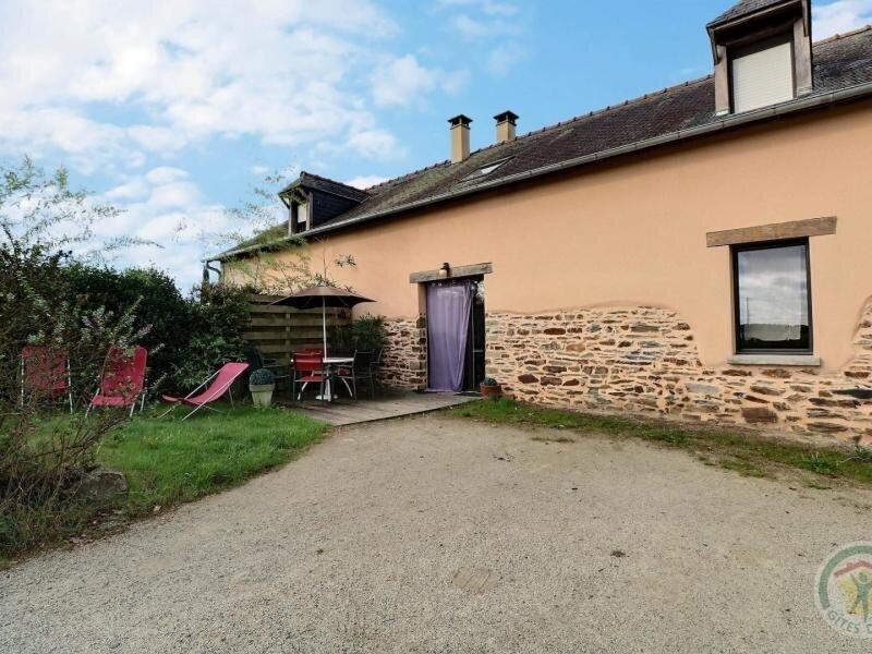 Gîte de l'EST, vacation rental in Val-d'Ize