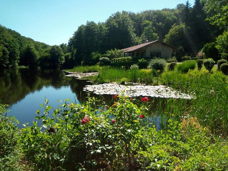 Chambre avec vue sur le lac, Ferienwohnung in Danjoutin