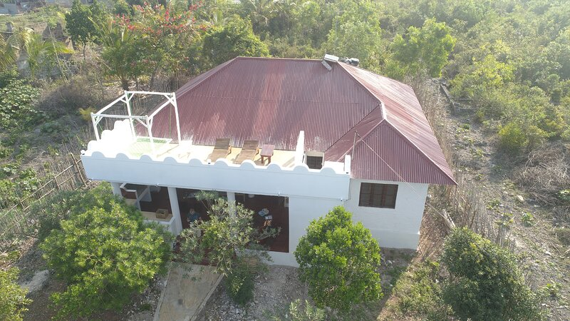 selfcatered Family house up to 6 people in Jambiani, 400 meter from the beach, holiday rental in Jambiani