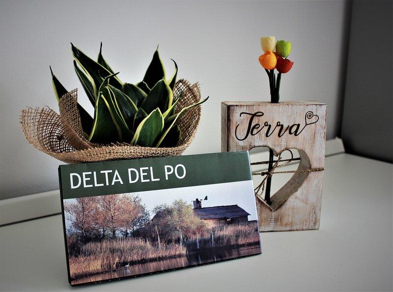 Mare & Terra alloggi nel Delta (Terra), holiday rental in Porto Tolle