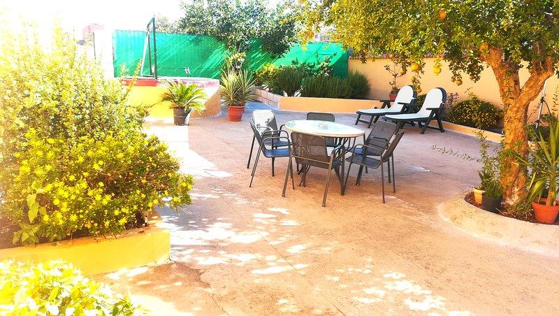 Casa Rural Los Mayorales, holiday rental in Esparragalejo