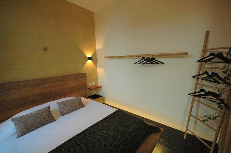 Japanese loft citycenter + balconyview, holiday rental in Nijlen