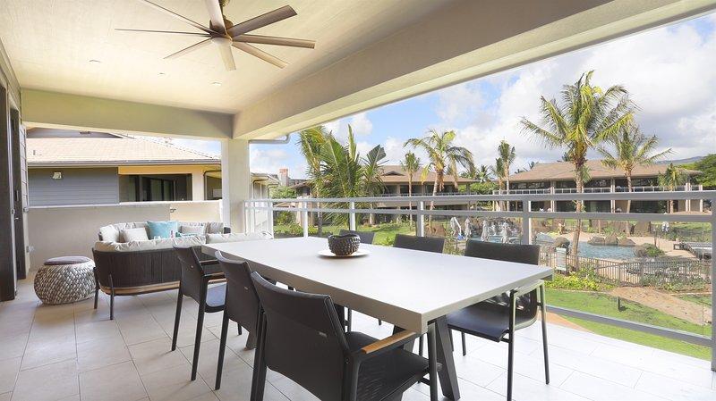 Maui Westside Presents:  Luana Garden Villas 18C at Honua kai, alquiler vacacional en Honokowai