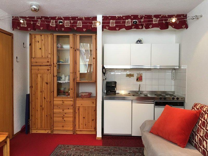 Confortevole Bilocale a Sansicario Alto R12 in affittto a settimane, holiday rental in Cesana Torinese