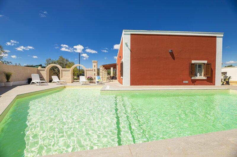 Villa Irene - Fasano, holiday rental in Savelletri