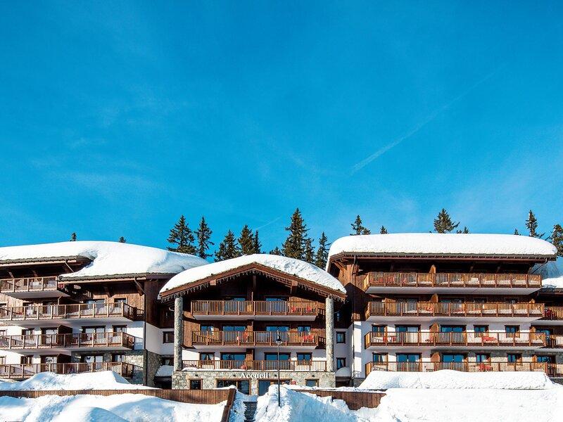 CGH Rés Chalet les Marmottons (ROS222), aluguéis de temporada em La Rosiere