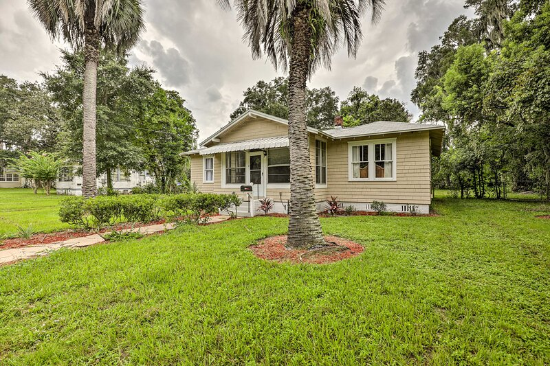 Your next family trip to Jax begins at this vacation rental!