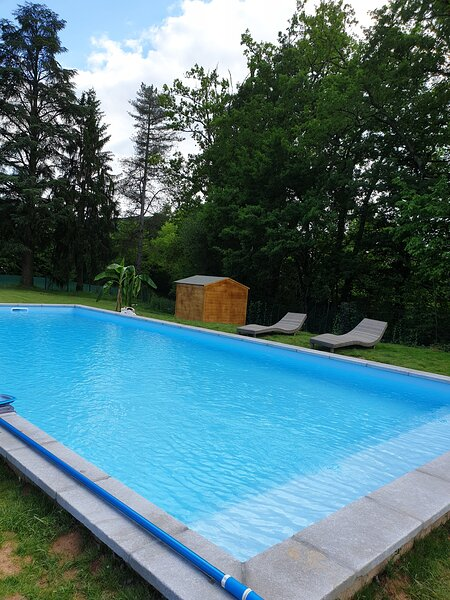 chambre d hôte en Dordogne, holiday rental in Brignac-la-Plaine