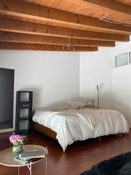 Private loft for a long stay in Mexico City, holiday rental in Ocoyoacac