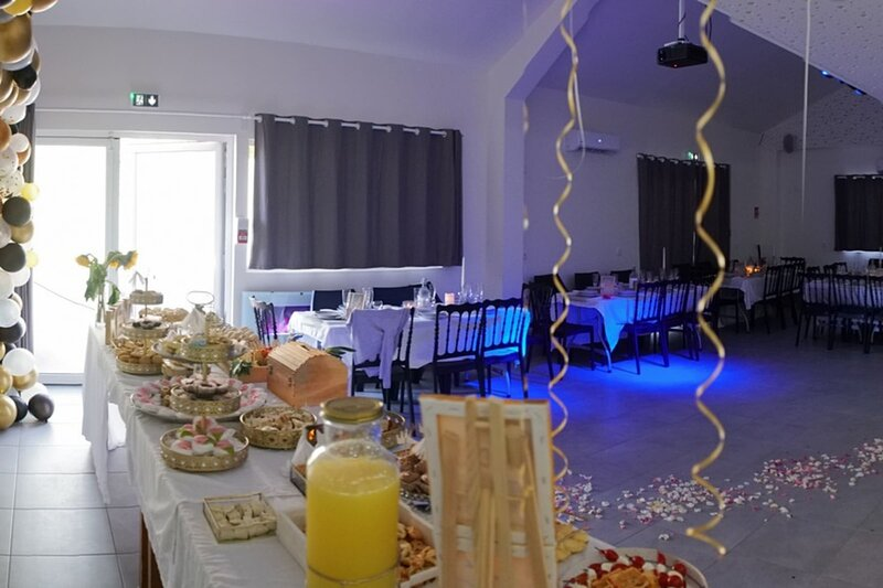 Ballroom Facility Ideal for Private or Business Events, alquiler vacacional en Crets en Belledonne