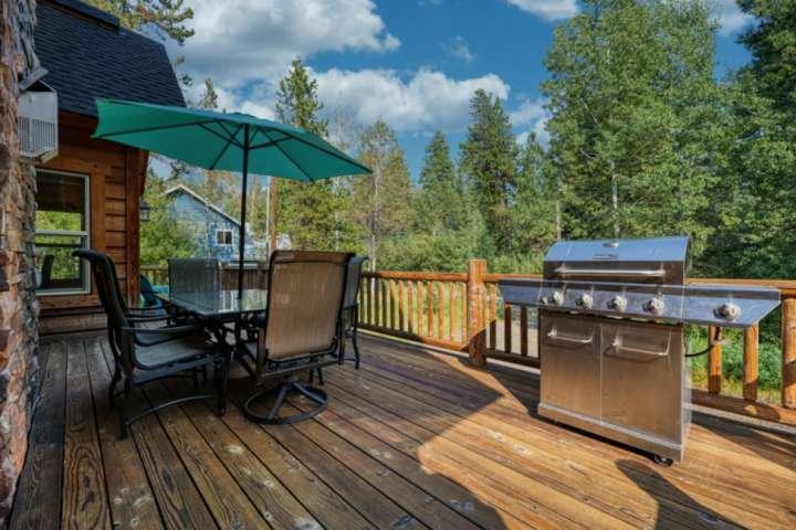 Tranquil Aspens- DOG Friendly Mountain Getaway, Enjoy the Outdoor Deck w/ BBQ in, aluguéis de temporada em Tamarack