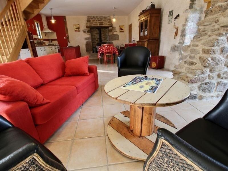 La Maison des charretiers, vacation rental in Quintin