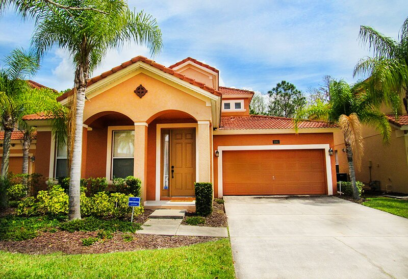 5 bedroom villa with private pool in gated resort., holiday rental in Kissimmee