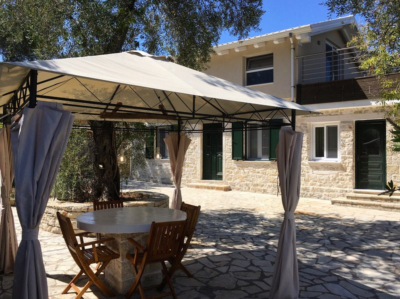 Villa Antonis, vacation rental in Lakka