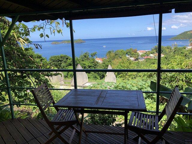 Kaz'Amour, vacation rental in Bouillante