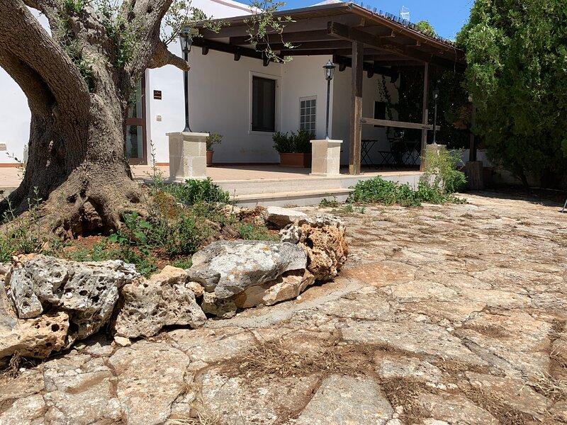 Casa Vacanze - MASSERIA CHIANCA, vacation rental in Massafra