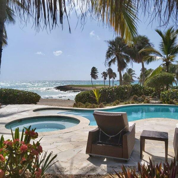 Bali Style Villa with Ocean View, Private Pool and Access to Beach Club, holiday rental in Cap Cana