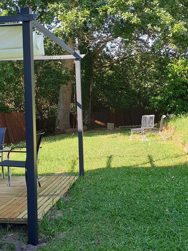 Plage-campagne, joli logement entier avec jardin (classé 3***), holiday rental in Saint Andre de Seignanx