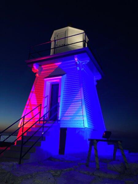 Portage River Lighthouse