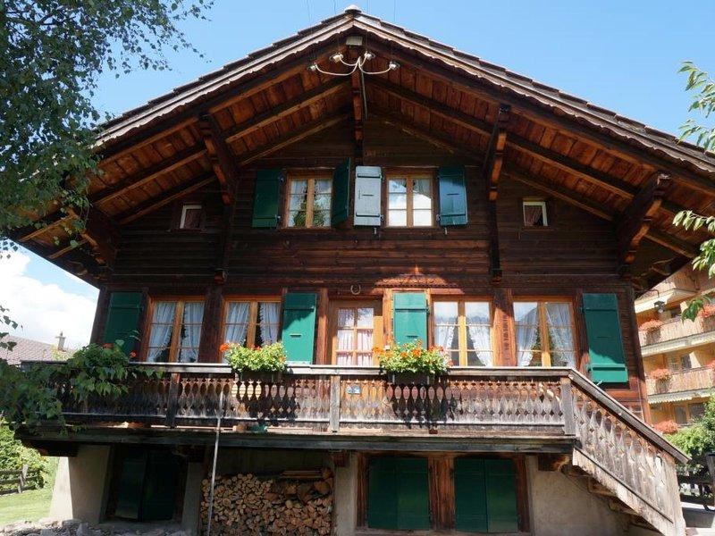 Lena, Chalet, aluguéis de temporada em Gstaad