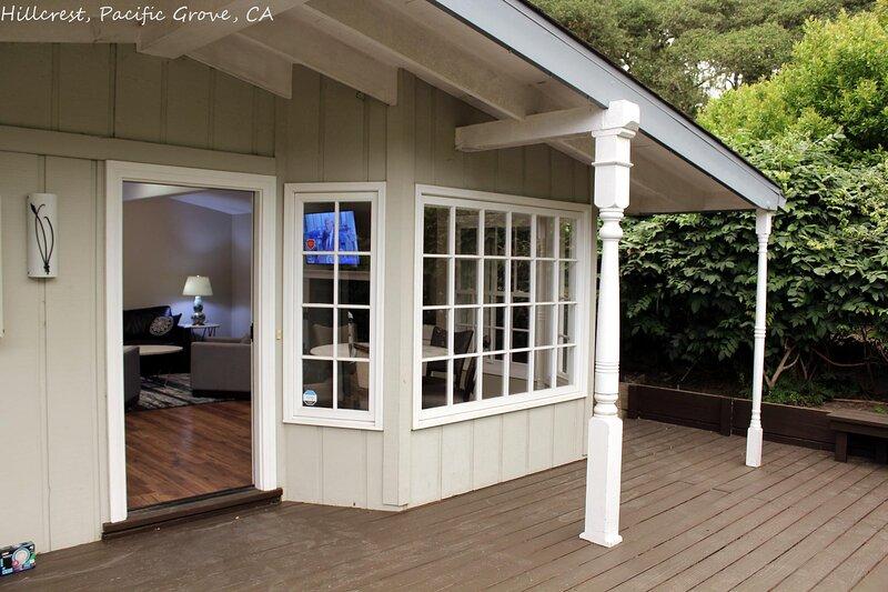 Updated Three bedroom  Pacific Grove home, alquiler vacacional en Seaside