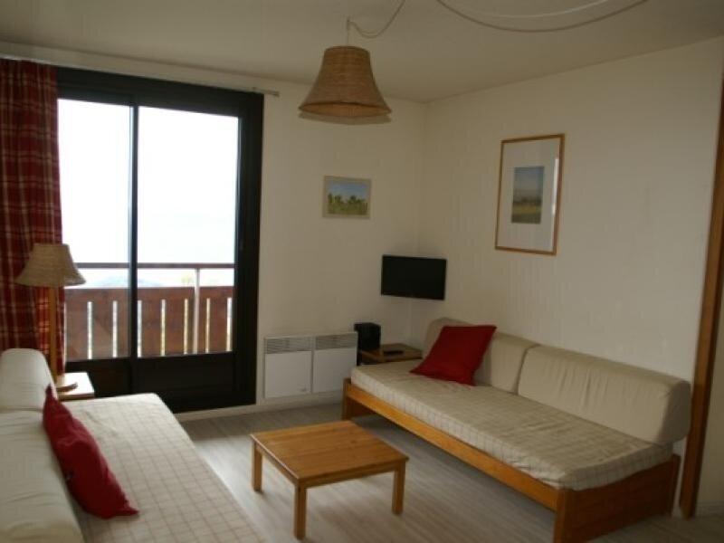 3 pièces au pied des pistes résidence Edelweiss, holiday rental in Prapoutel