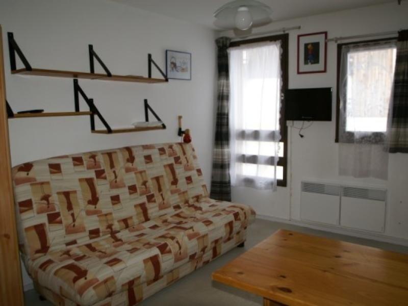 Studio au pied des pistes résidence Cabris, holiday rental in Prapoutel