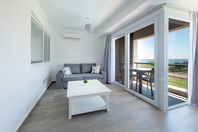 Hiest Apartment With Sea View, alquiler vacacional en Yeni Erenkoy