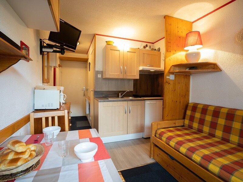 Le Sarvan, holiday rental in Les Menuires