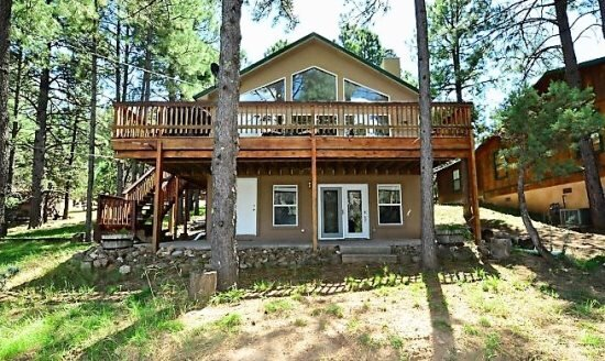 Four Bears Bungalow - Cozy Cabins Real Estate, LLC., vacation rental in Ruidoso