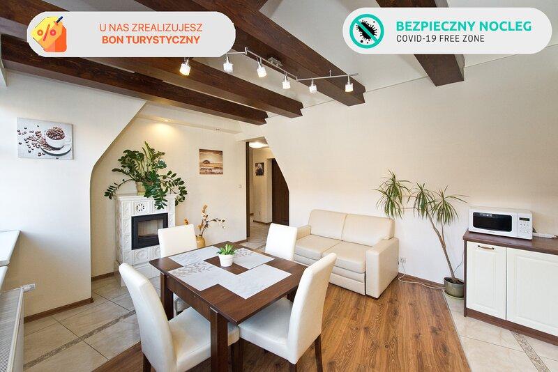 Gdańskie Apartamenty - Apartament Gdańskie Poddasza, vacation rental in Pruszcz Gdanski