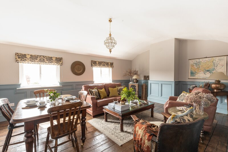 Sarah's - a townhouse apartment in Georgian Holt, vacation rental in Briston