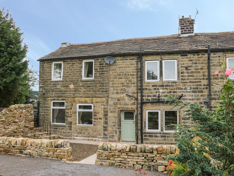 Hill Top Cottage, Oakworth, location de vacances à Oldfield