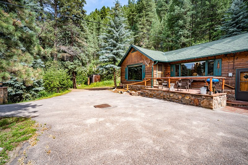 Colorado Bear Creek Cabins Mountain Home, vacation rental in Evergreen