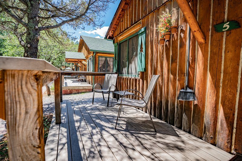 Colorado Bear Creek Cabin 5, vacation rental in Evergreen
