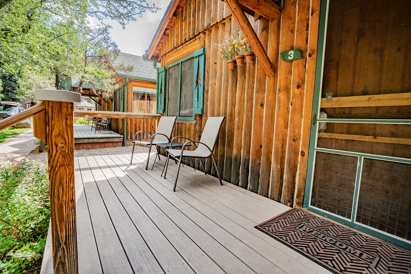 Colorado Bear Creek Cabin 3, vacation rental in Evergreen