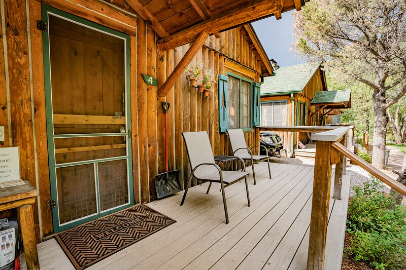 Colorado Bear Creek Cabin 4, vacation rental in Evergreen