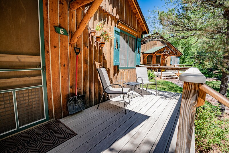 Colorado Bear Creek Cabin 6, vacation rental in Evergreen