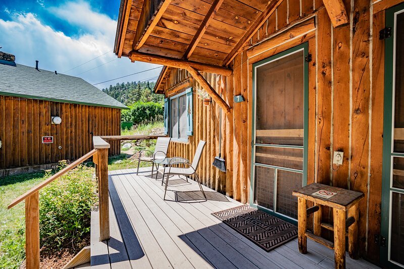 Colorado Bear Creek Cabin 7, vacation rental in Evergreen