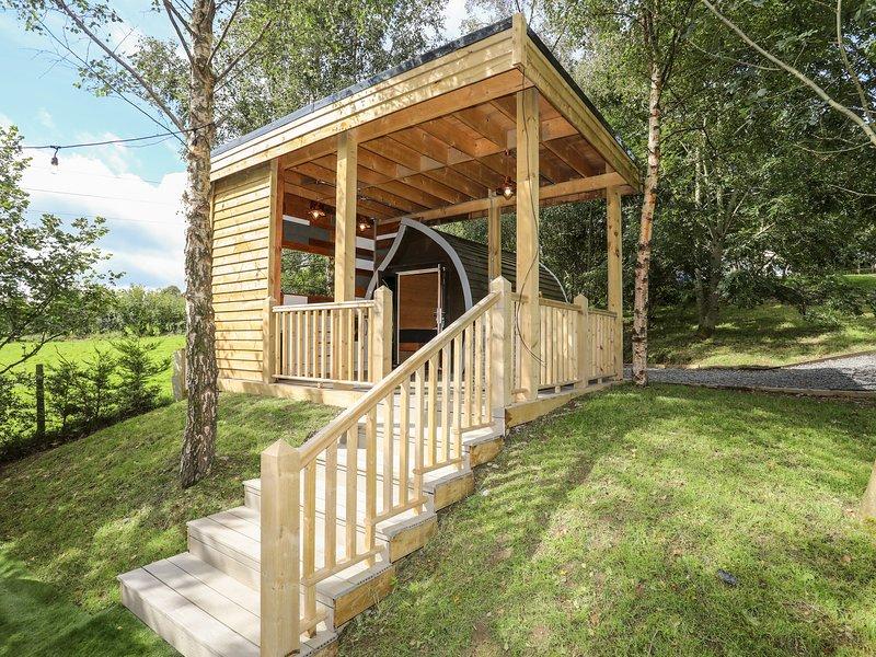 Orchard Pod, Corwen, location de vacances à Pentre-Llyn-Cymmer