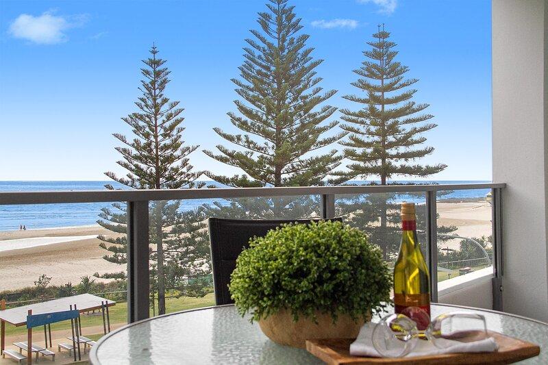 Rainbow Pacific unit 10 - Beachfront Rainbow Bay, vacation rental in Tumbulgum
