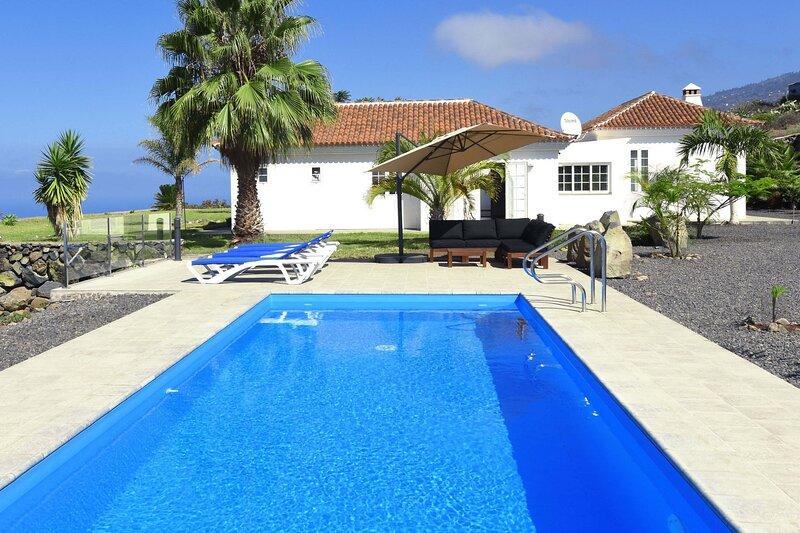 Villa de la Luz, aluguéis de temporada em Tijarafe