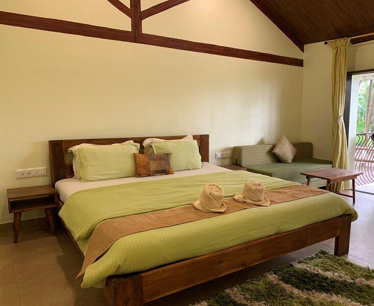 107 - Sand - La Mer Beach House, vacation rental in Raigad District