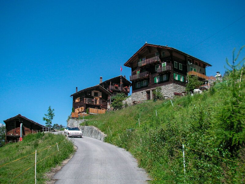 Chalet Spycher, vacation rental in Gasenried