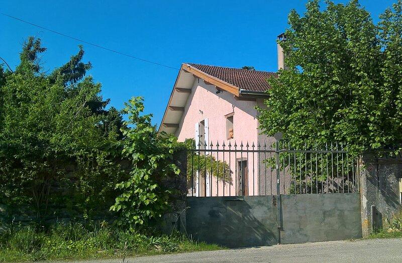 Chambre d'hôtes avec salon privatif, location de vacances à Beauvoir-de-Marc