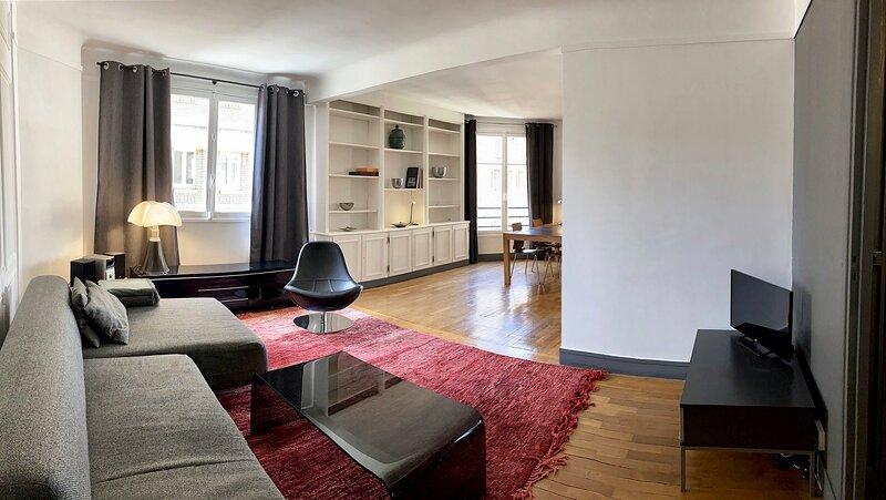 Appartement - Avenue de Breteuil - Paris 7ème, location de vacances à Paris